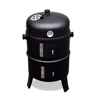 vidaXL Smoker BBQ Utah