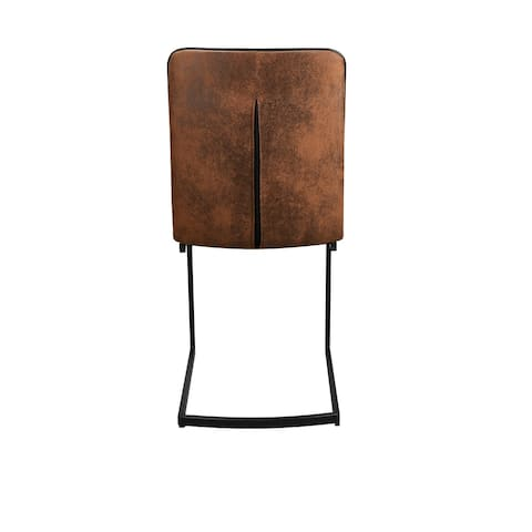 Faux Leather Dining Chair (Set of 2)