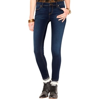Free People Womens Ankle Jeans Denim Low-Rise