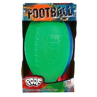 POOF Football with Kicking Tee in Box