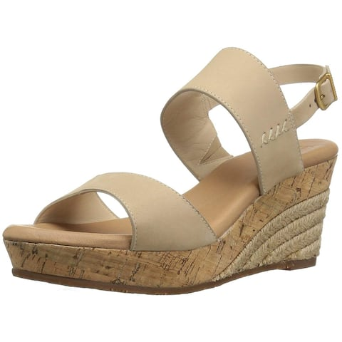UGG Women's Elena Wedge Sandal