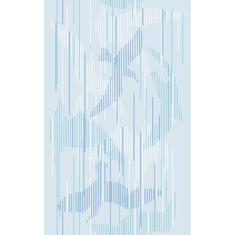 "Brewster 334-0037 DC Fix 17-11/16"" Wide - Skyler Vinyl Window Film"