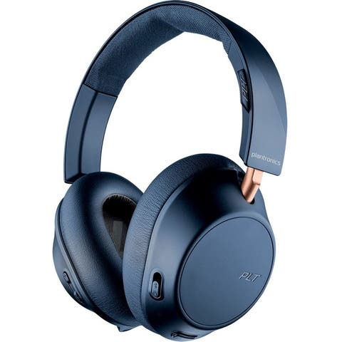 Poly 211821-99 backbeat go 810 headset navy - Navy Blue