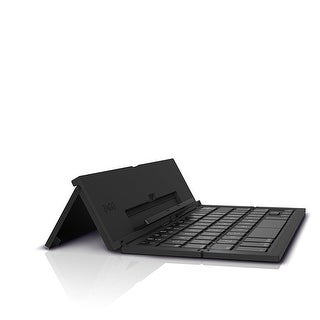 Universal Wireless Pocket Keyboard By Zagg For iOS & Android Devices - black