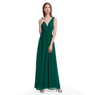 4b32b079a8089 Green Dresses