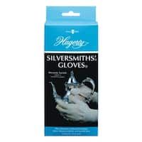 Hagerty 15010 Silversmiths' Cleaning/Polishing Gloves, Pair