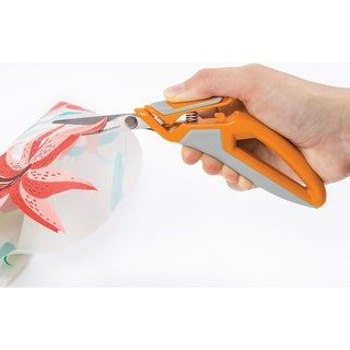 "Fiskars Total Control Razoredge Precision Scissors 7""-"