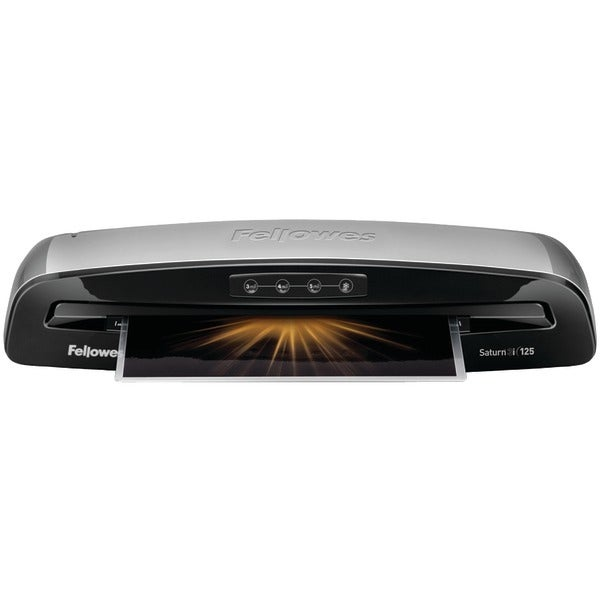 Fellowes 5736601 Saturn(Tm) 3I 125 Laminator With Pouch Starter Kit