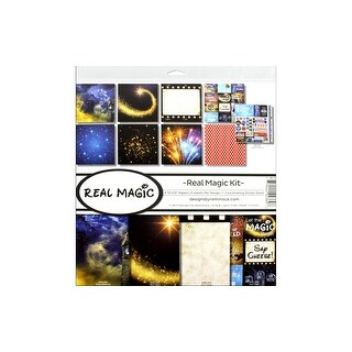 Reminisce Real Magic Collection Kit