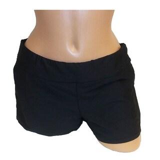 Next Women Swimwear Active Swim Short Black Large