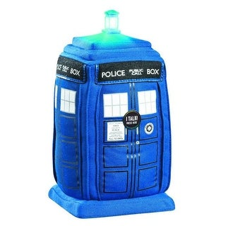 "Doctor Who Tardis Talking 15"" Plush With Light & Sound - multi"
