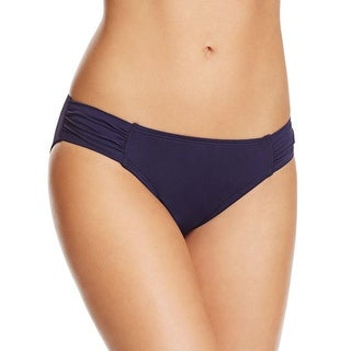 Tommy Bahama Womens Hipster Shirred Side Swim Bottom Separates