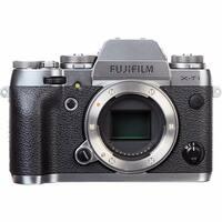 Fujifilm X-T1 Digital Camera Body Only, Graphite Silver Edition
