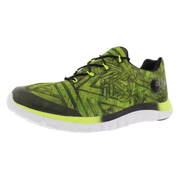 Reebok Z Pump Fusion Geo Running Men's Shoes