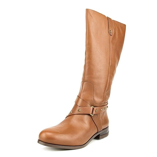 Zoe + Luca Womens LAUREN Closed Toe Mid-Calf Fashion Boots
