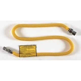 """BrassCraft CSSC54-48 Flexible Gas Connector, 48"""""""