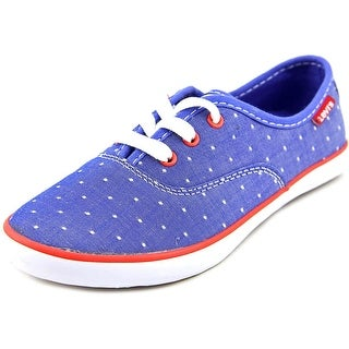 Levi's Sophie Women Round Toe Canvas Sneakers