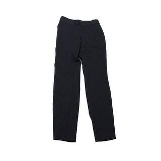 Inc International Concepts Deep Black Tummy-Control Skinny Pants 0