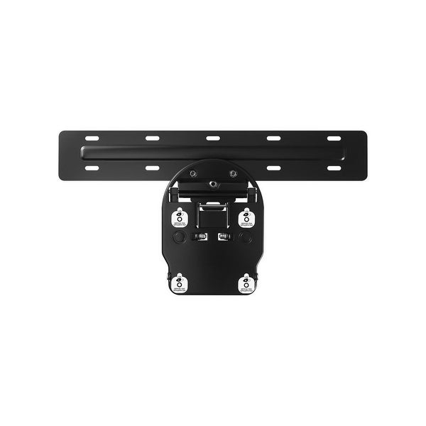 shop samsung no gap wall mount for 65 inch 55 inch q series tvs 2018 no gap wall tv mount on. Black Bedroom Furniture Sets. Home Design Ideas