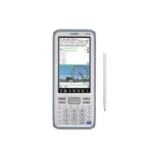 """Casio Touchscreen With Stylus Graphing Calculator With 4.8"""" Lcd Color Display"""