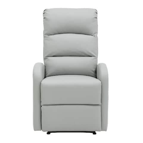 Carson Carrington Marielle Faux Leather Recliner Chair