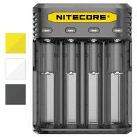 NITECORE Q4 4-Slot Universal IMR/Li-Ion Battery Charger