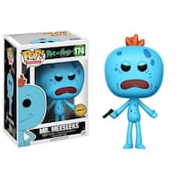 Rick and Morty POP Vinyl Figure: Meeseeks (Variant) - multi