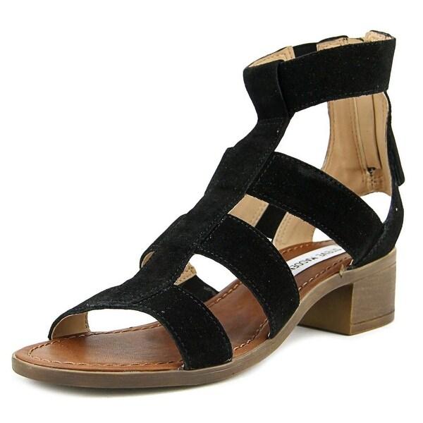 dac5a6799d15 Shop Steve Madden Daviss Women Open Toe Suede Gladiator Sandal ...