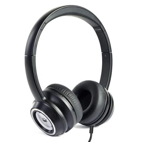 Monster N-Tune High Performance On-Ear Headphones w/3.5mm Plug (Black)