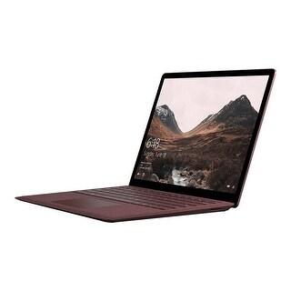 "NEW - New Microsoft Surface Laptop 13.5"" Touch i7-7660U 8GB 256GB Win10Pro Burgundy"