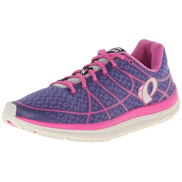 Pearl Izumi Womens road n2 Low Top Lace Up Running Sneaker - 5