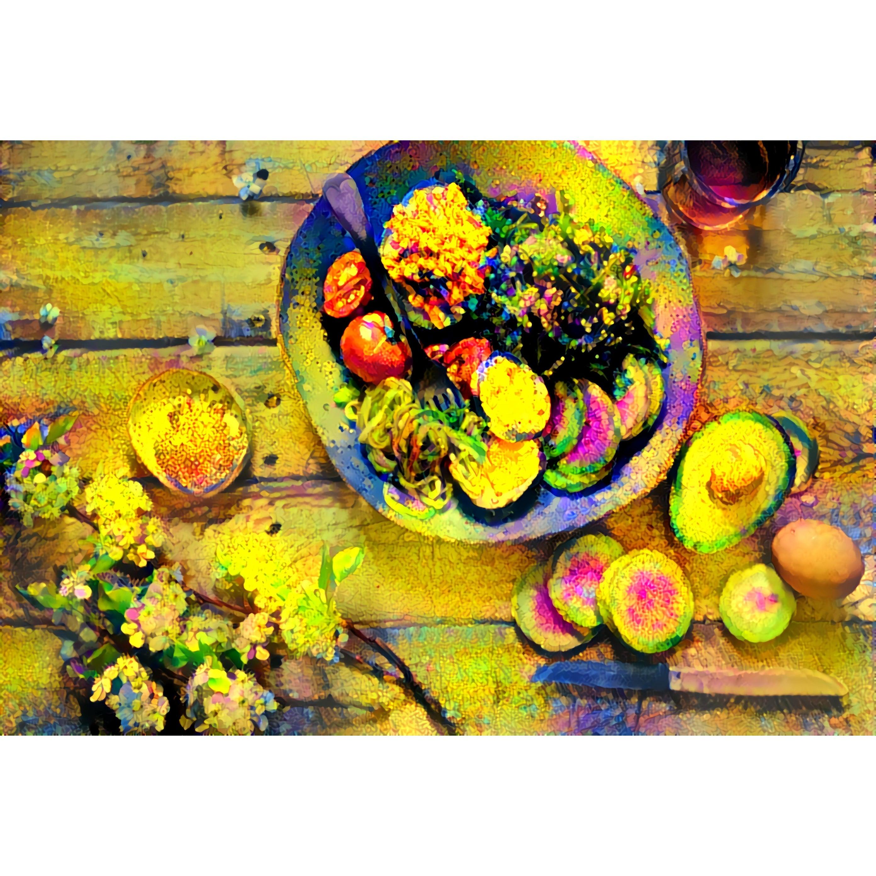 Shop Food Glass Tumblr Art Print Wall Artwork Decor Overstock