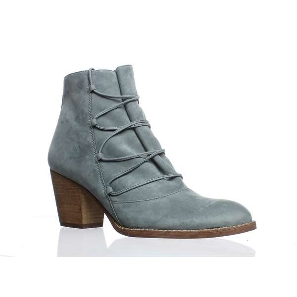 e7cf9666c468f0 Shop Sam Edelman Womens Millard Blue Fashion Boots Size 8 - Free ...