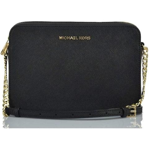 Michael Kors Women's Jet Set Item Crossbody Bag - Large