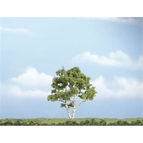 Woodland Scenics WSTR1601 4 in. Premium Trees Birch Tree
