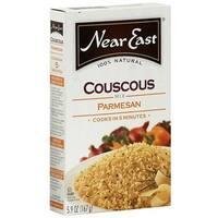 Near East Couscous Mix - Parmesan - Case of 12 - 5.9 oz.