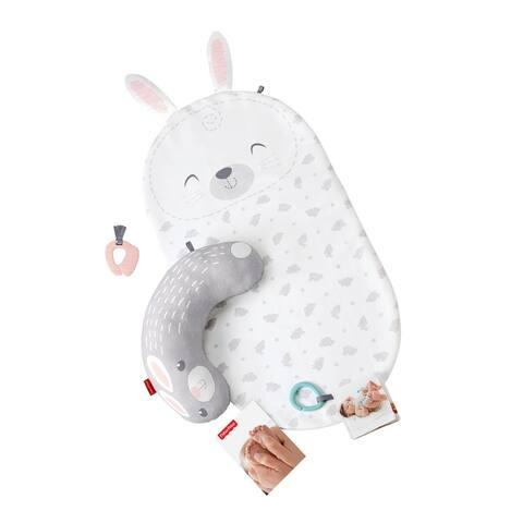Fisher-Price Hoppy Dreams Baby Bunny Massage Set