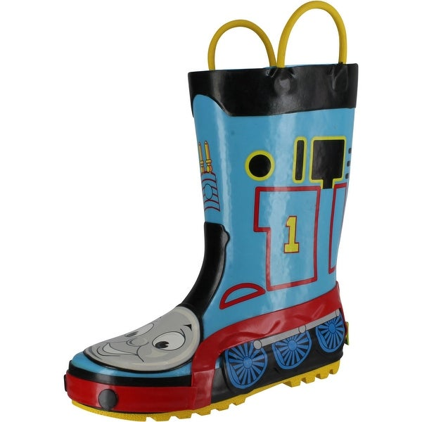 Western Chief Thomas The Tank Engine Rain Boot - Blue