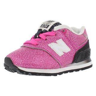 New Balance 574 Gradiant Athletic Girl's Shoes