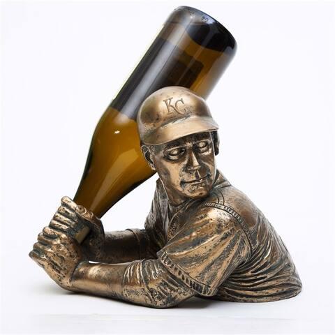 Kansas City Royals Wine Bottle Holder Bam Vino