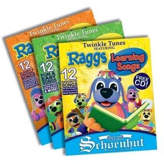 Schoenhut Raggs Book Set