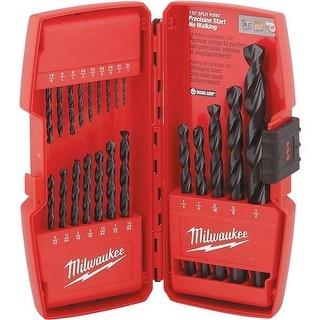 Milwaukee Accessory 21Pc Black Oxide Set 48-89-2801 Unit: EACH