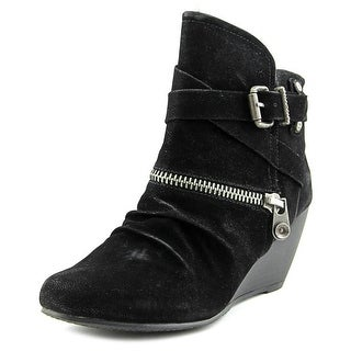 Blowfish Bayard   Round Toe Synthetic  Ankle Boot