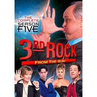 3rd Rock from the Sun - Season 5 - DVD