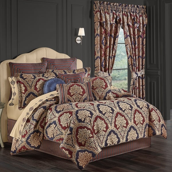 Five Queens Court Middleton Luxury Comforter Set. Opens flyout.
