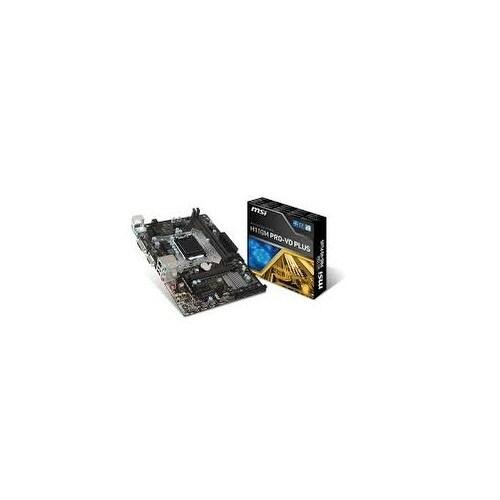 Msi - Components - H110m Pro-Vd Plus