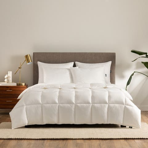 Serta Down Illusion Down Alternative Lightweight Comforter