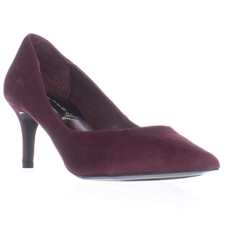 STEVEN by Steve Madden Caraa Dress Pumps - Wine
