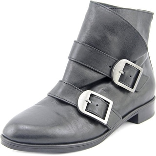 Via Spiga Inali Women Round Toe Leather Ankle Boot