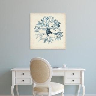 Easy Art Prints Naomi McCavitt's 'Seaweed Specimens X' Premium Canvas Art